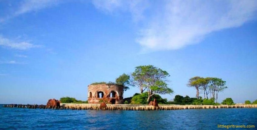 Sejarah dari Pulau Bidadari Kepulauan Seribu