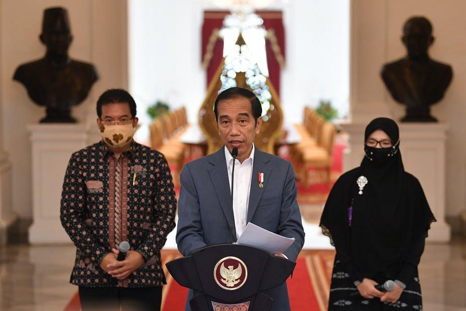 pemerintah indonesia